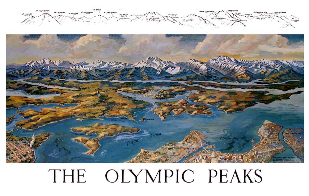 PargeterOlympic Peaks